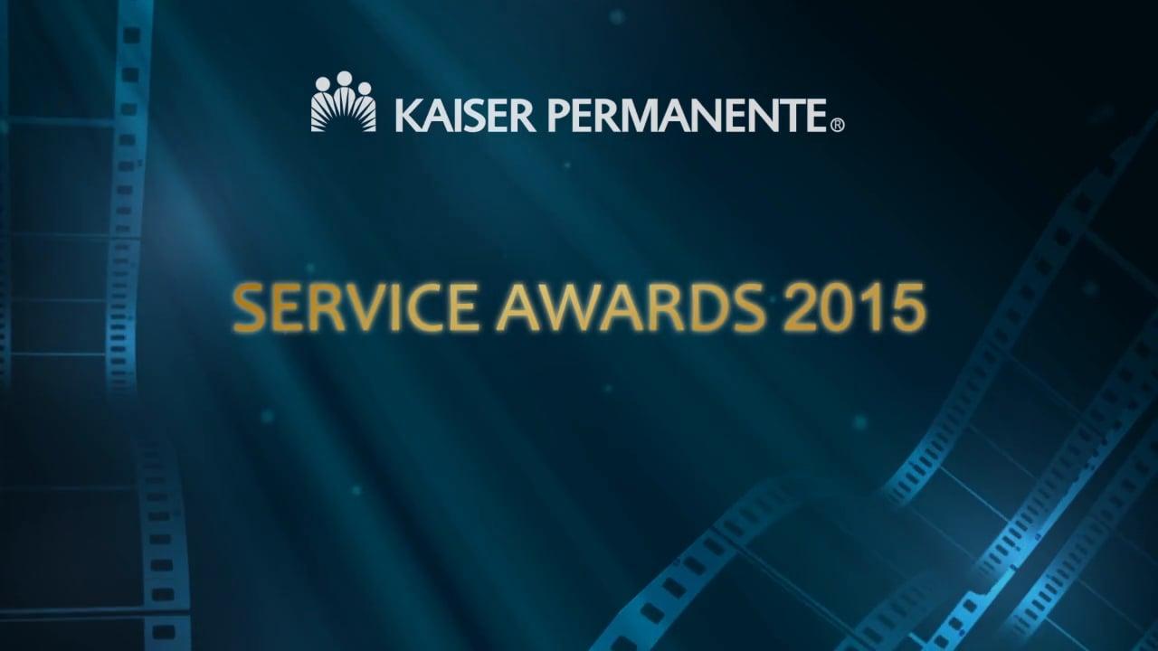 Kaiser Permanente Riverside Service Awards 2015 - Behind the Scenes