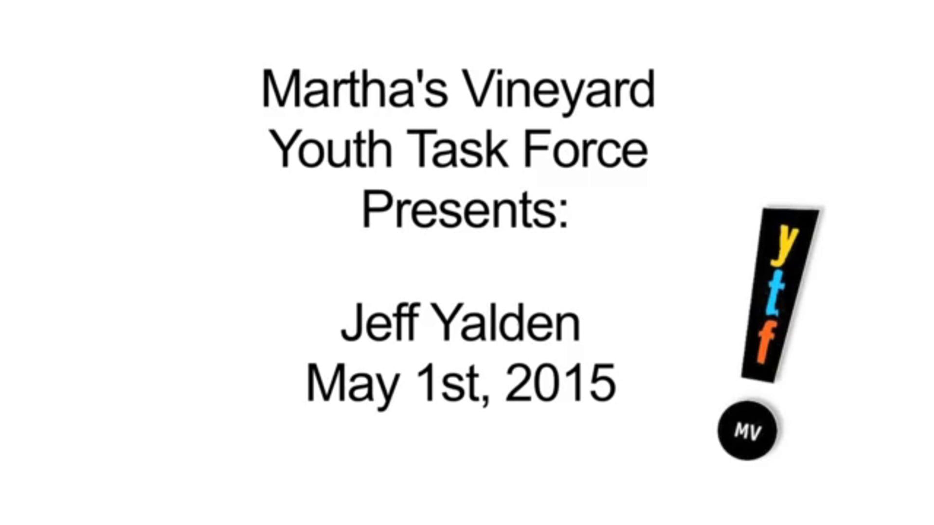 Jeff Yalden