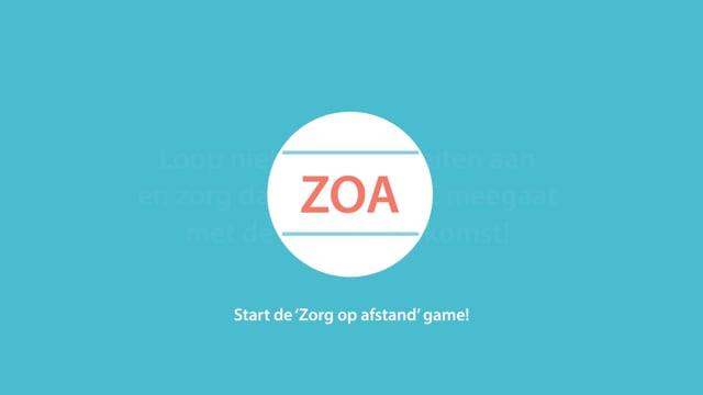 Zorg-Op-Afstand Expert Game