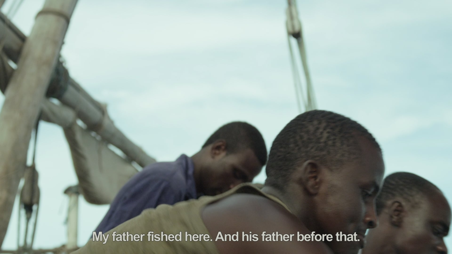 """FISHING WITHOUT NETS - """"My Name is Abdi"""""""