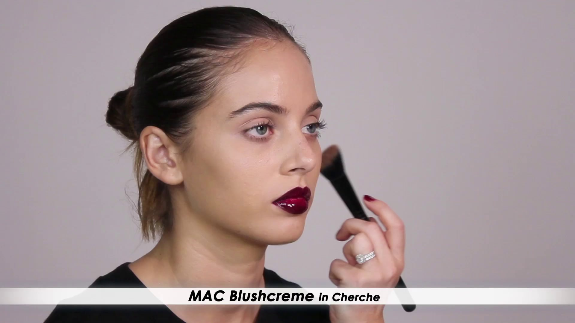 Make up tutorial: how to achieve a statement lip