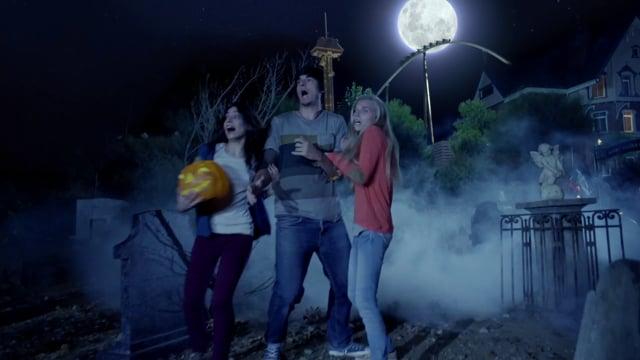 PortAventura - Halloween chicos