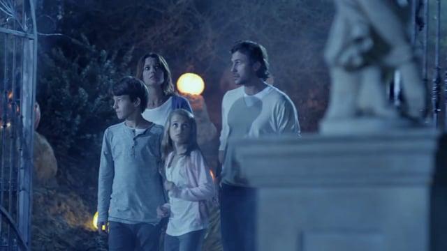 PortAventura - Halloween família