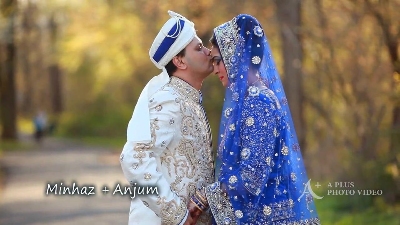 Minhaz & Anjum Wedding Trailer - coming soon!
