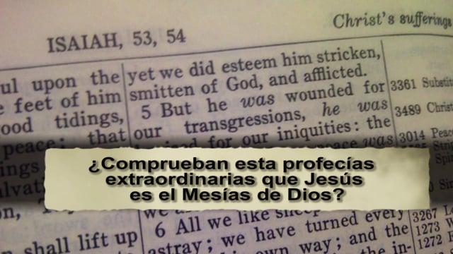 16 Profecías que Comprueban que Jesús es el Mesías – Segunda Parte – Programa 4