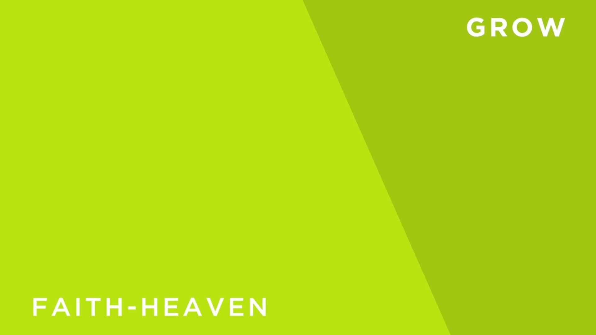 Faith [6] -Heaven