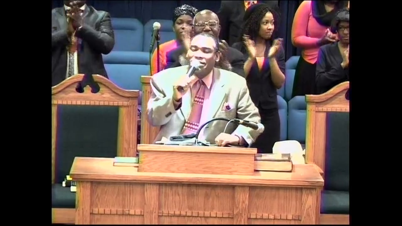 05-02-15, Overseer Michael Lewis, The Call To Reconciliation