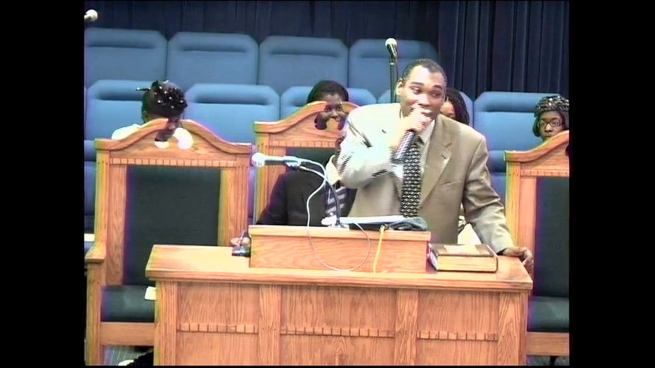 05-03-15, Elder Michael Lewis, I'm Ready To Go