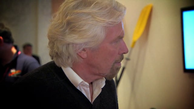 VIRGIN MONEY - A DAY IN THE LIFE OF RICHARD BRANSON