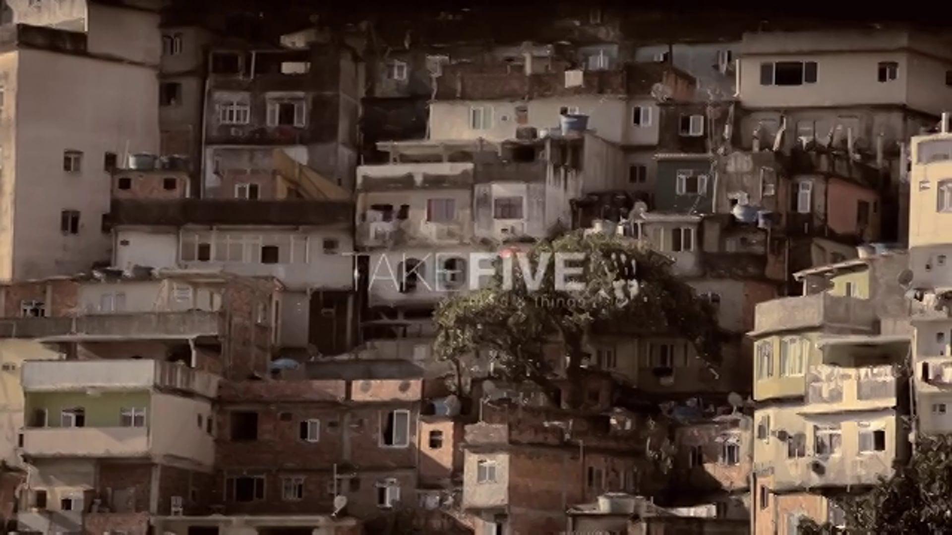 Take Five - Rocinha