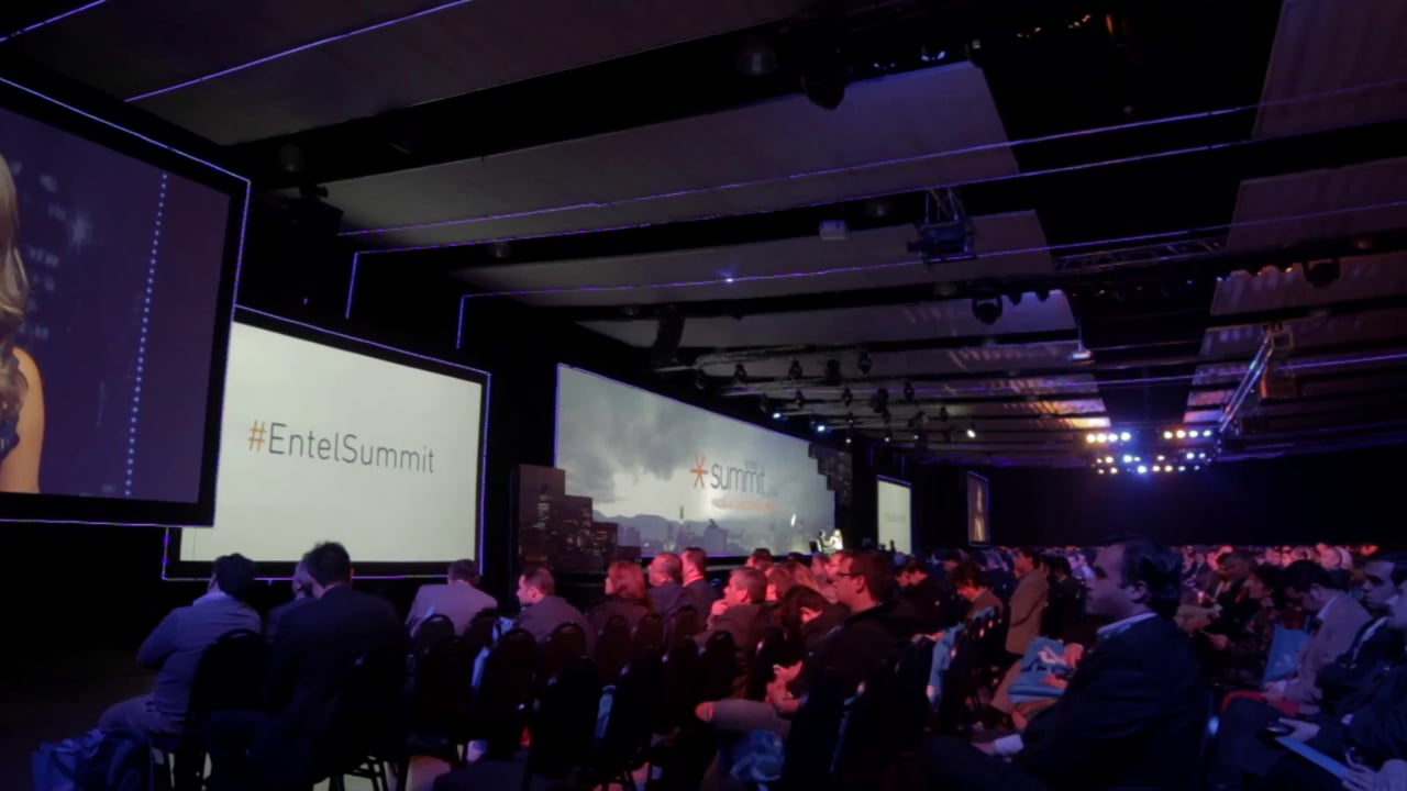 Evento Entel Summit 2014