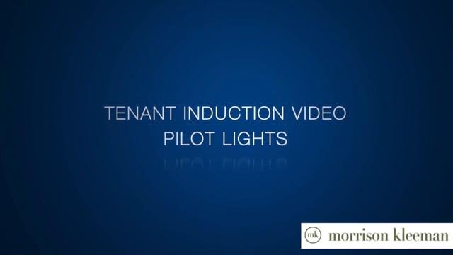 Pilot Lights for gas appliances
