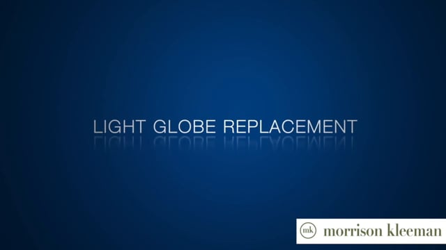 Light Globe replacement