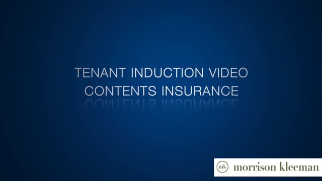 CONTENTS INSURANCE