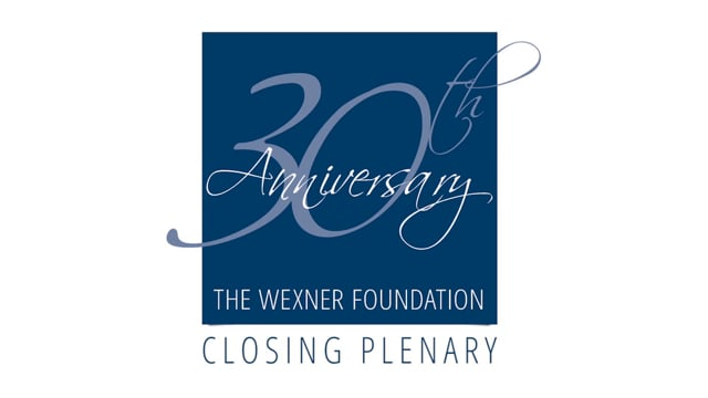 The Wexner Foundation 30th Anniversary Closing