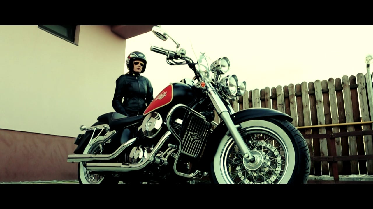 Motorcycle-La Grange