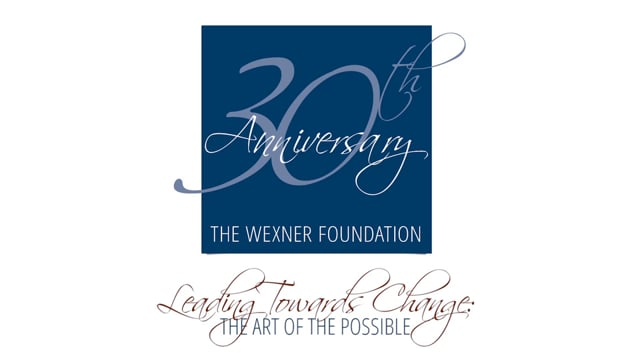 The Wexner Foundation 30th Anniversary Change Leaders Forum
