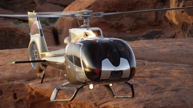Sundance Helicopters - Grand Canyon & Las Vegas