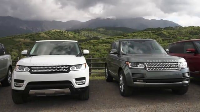 Land Rover Adventure Telluride