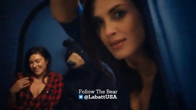 Labatts ATV - Super Bowl Ad