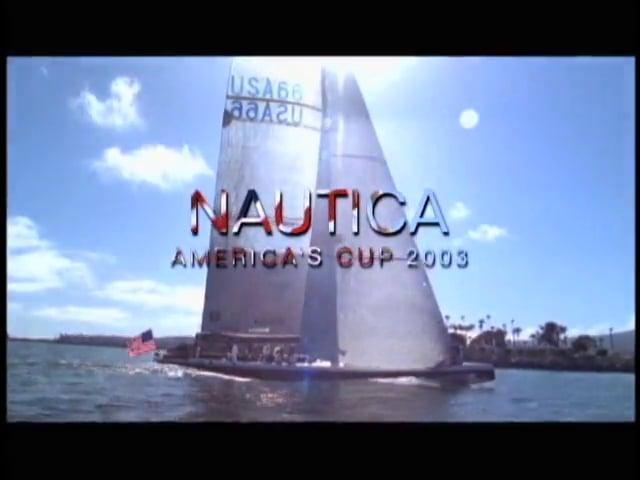 Nautica - Americas Cup 2003