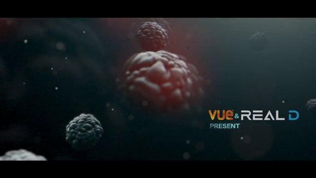 Vue & RealD 3D ExperienceTest