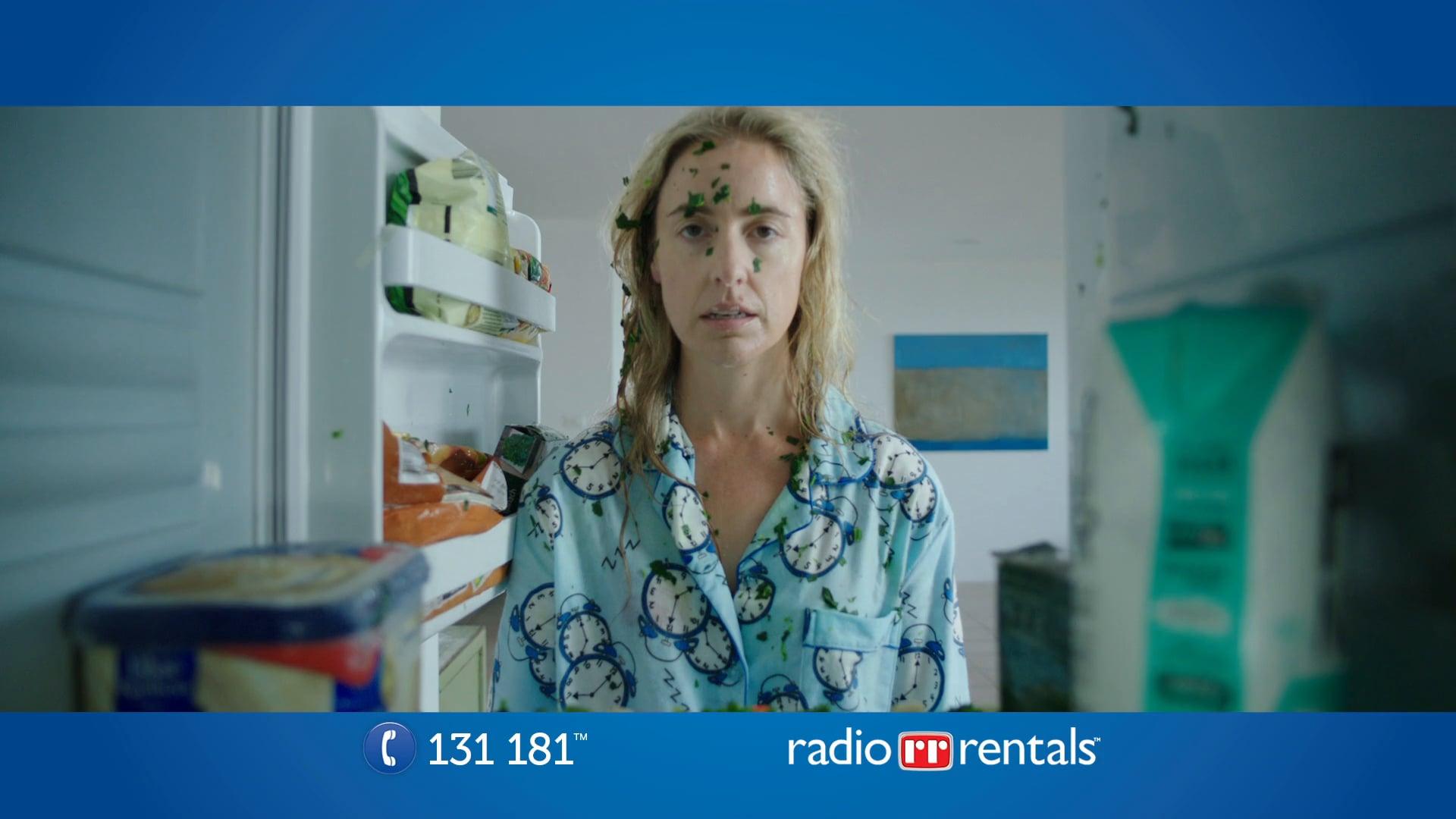 Radio Rentals Fridge Mum TVC