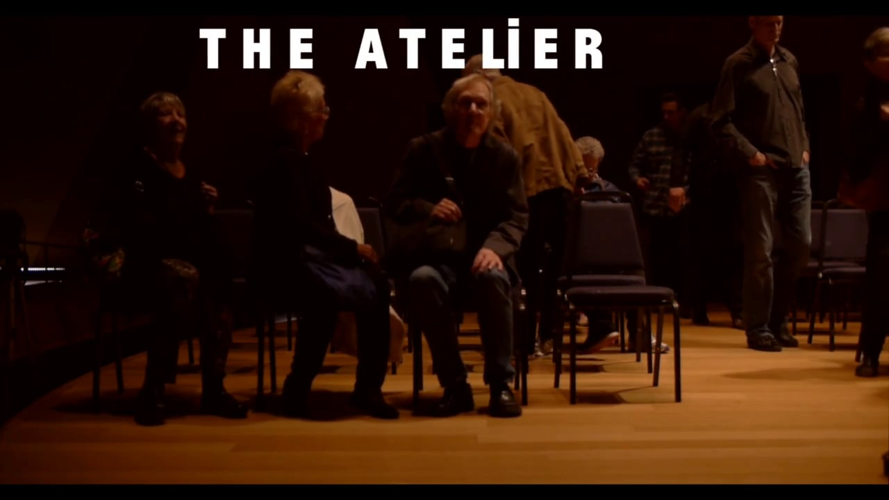 """The Atelier - """"(S)he Who Was Never There"""" (2015) FULL"""