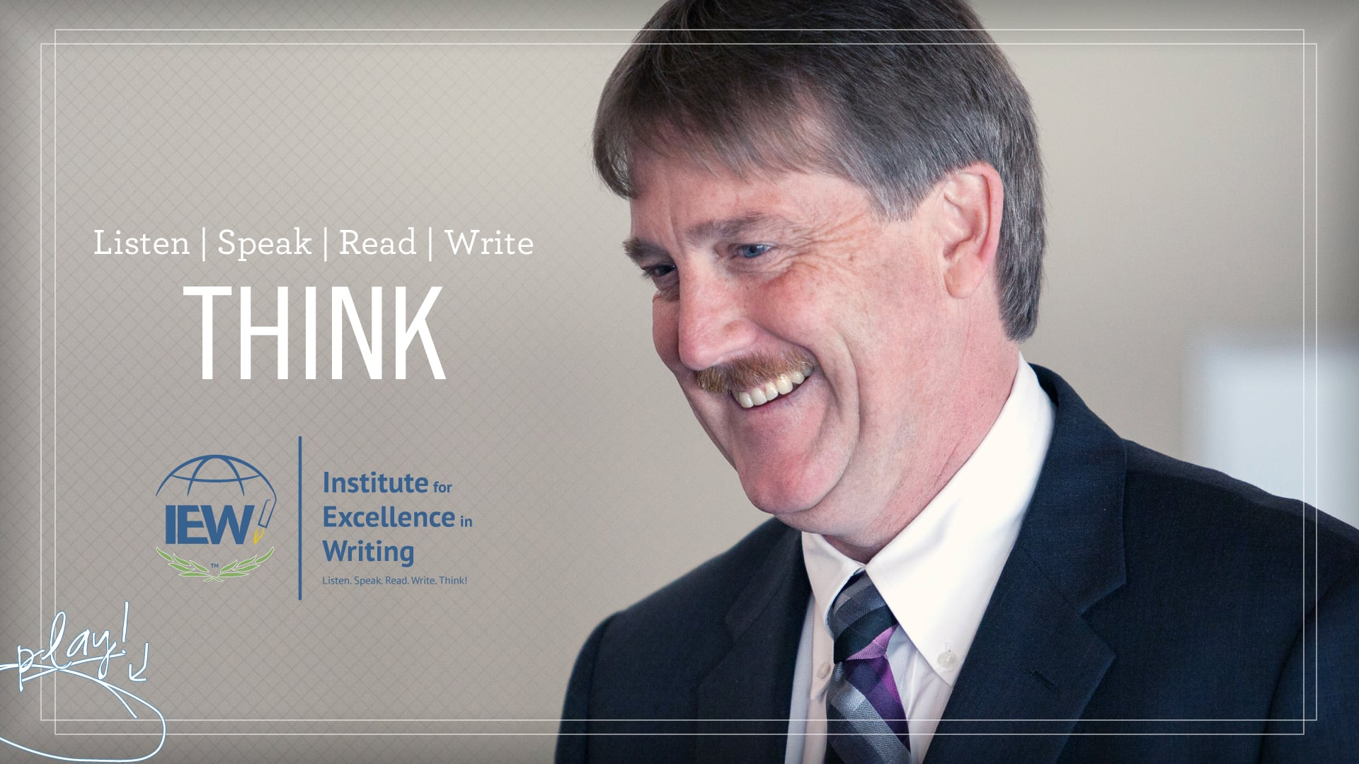 Learn to Write and THINK with IEW