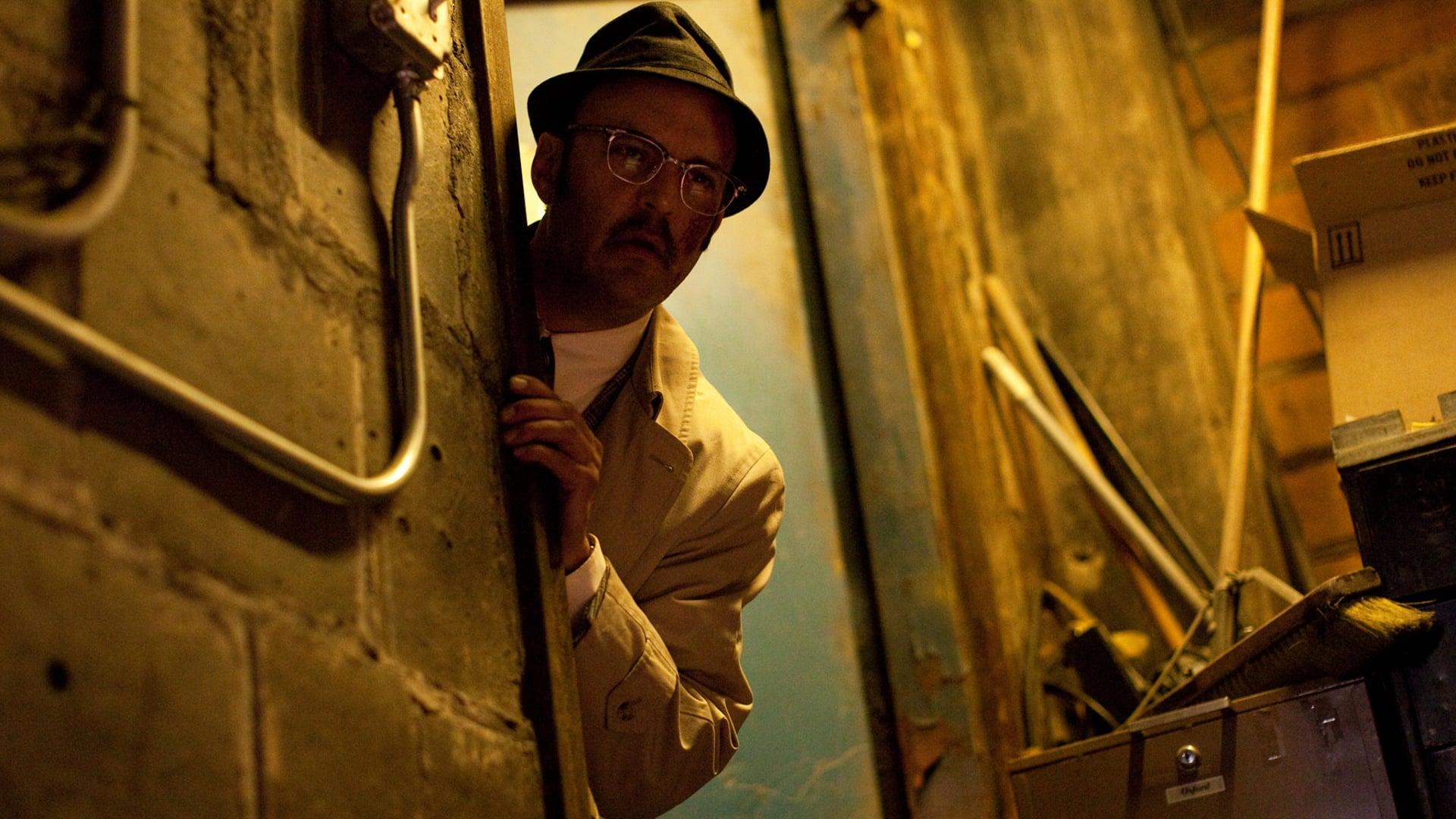 Karl Manhair, Postal Inspector trailer