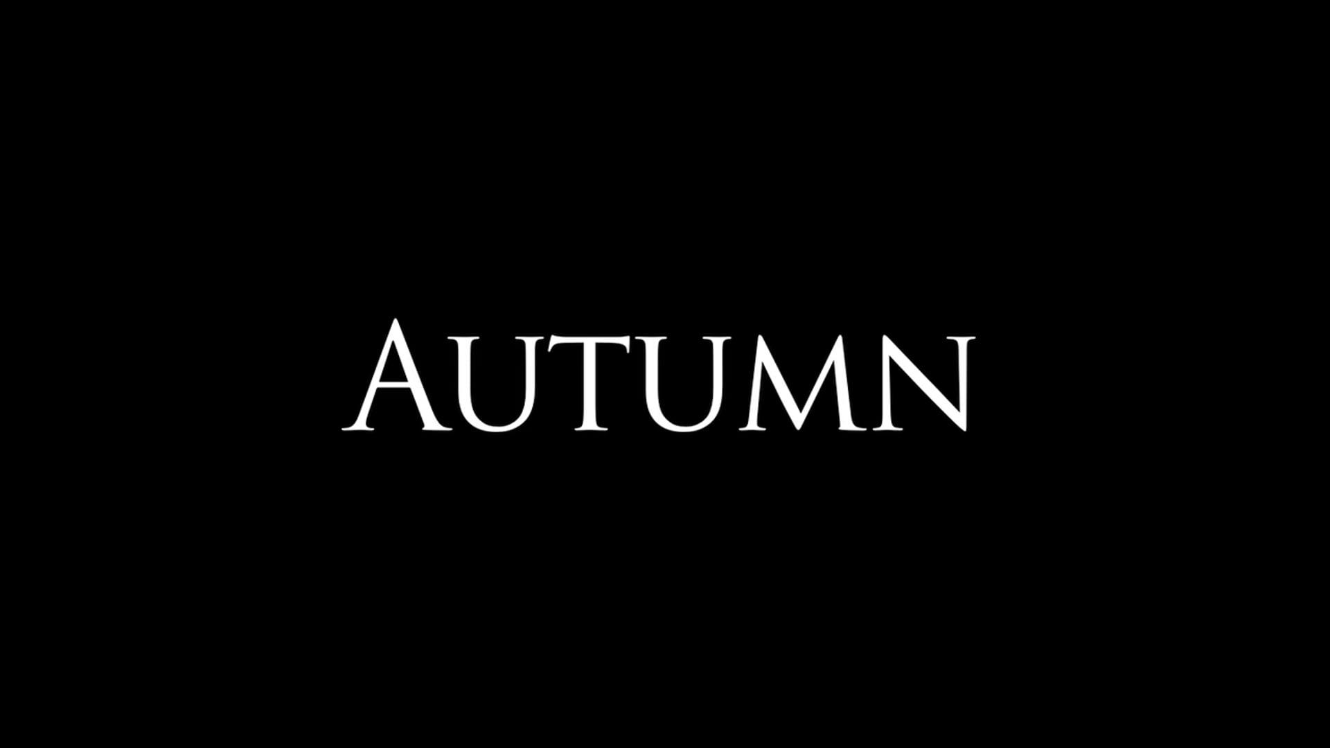 Autumn   168 Hour Short Film Project (2011)