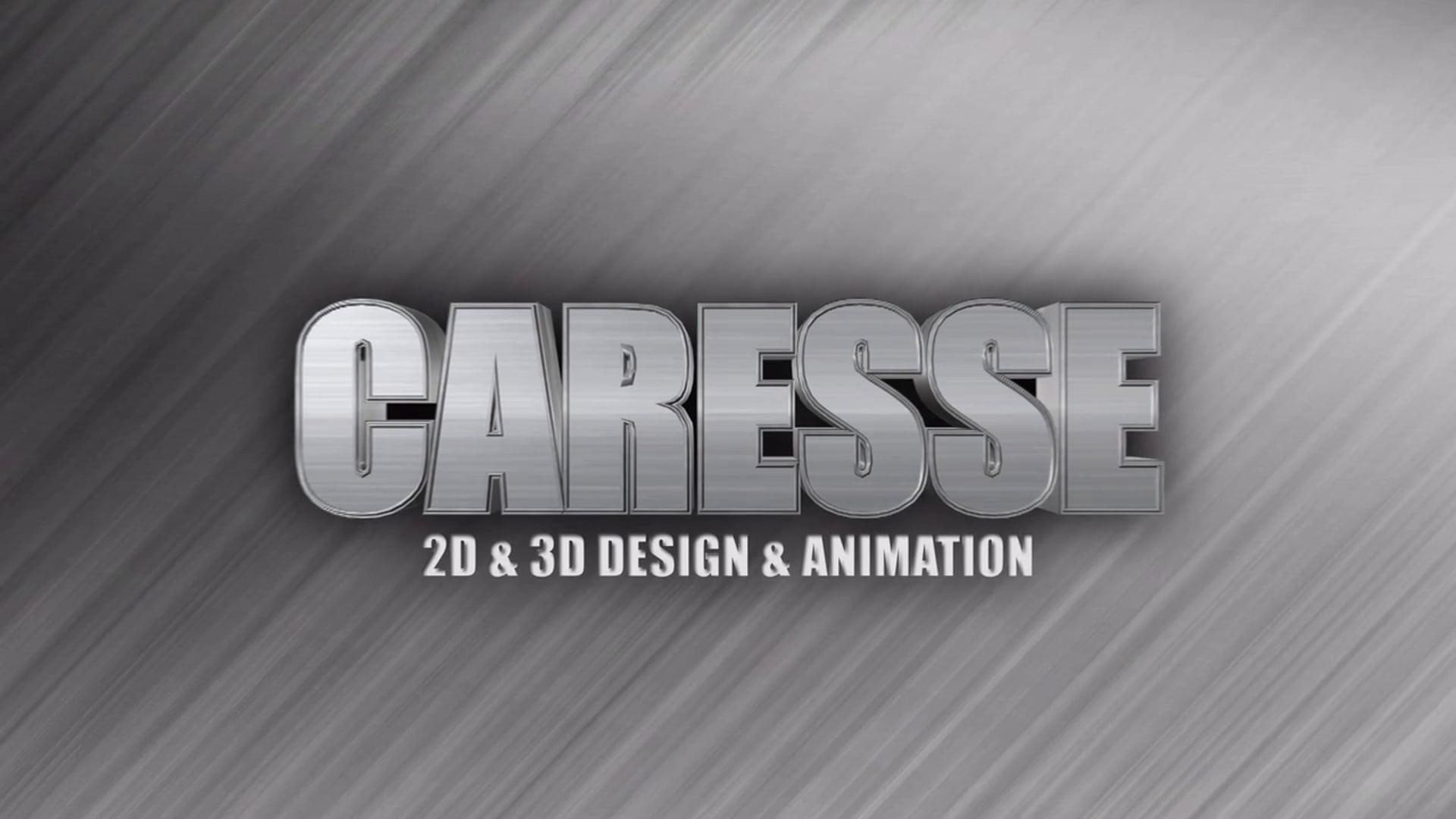 Caresse's 3D Reel