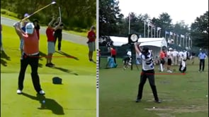 Flat Spot Examples - A Key To Consistent Golf