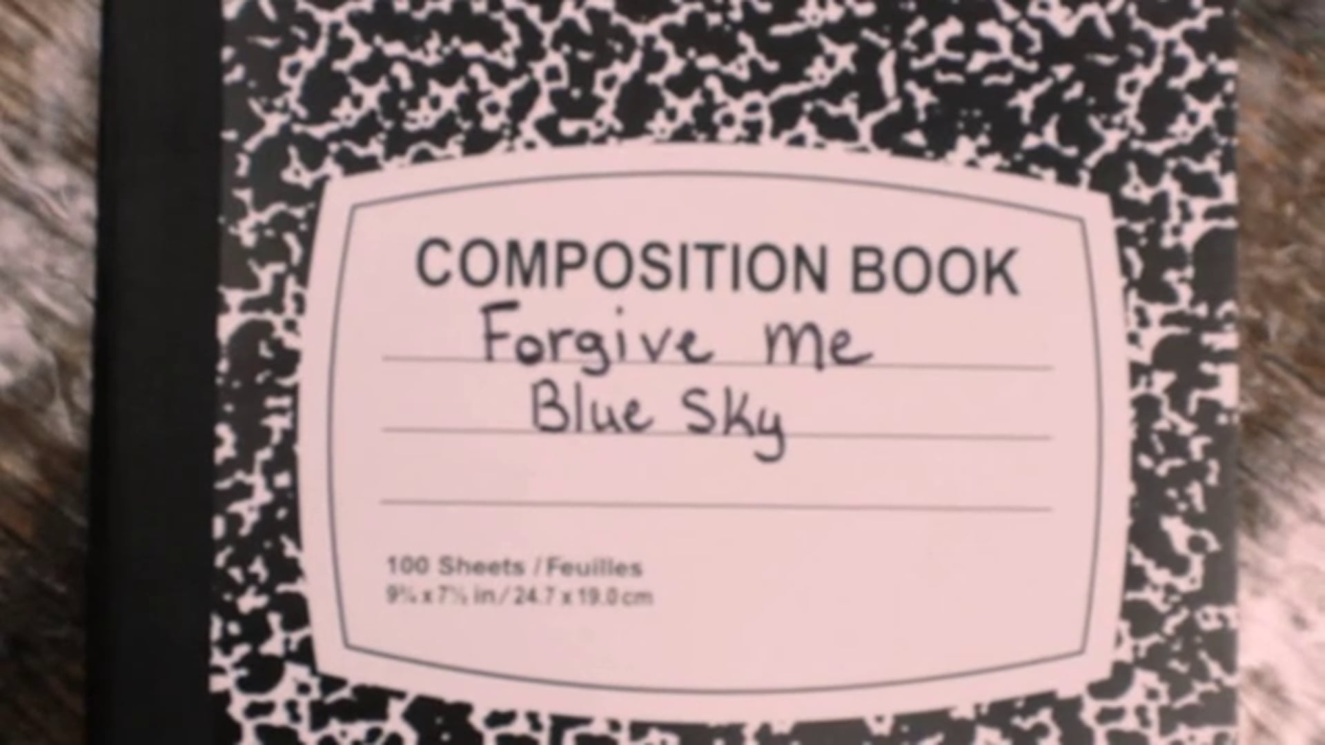 Lewis Dalgliesh - Forgive Me Blue Sky