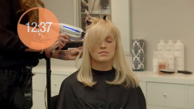 Hairdreams Laserbeamer Nano: Total Makeover in 45 minutes