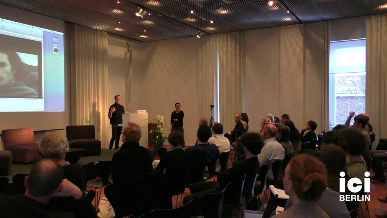 Discussion with Manuele Gragnolati [4, 3]