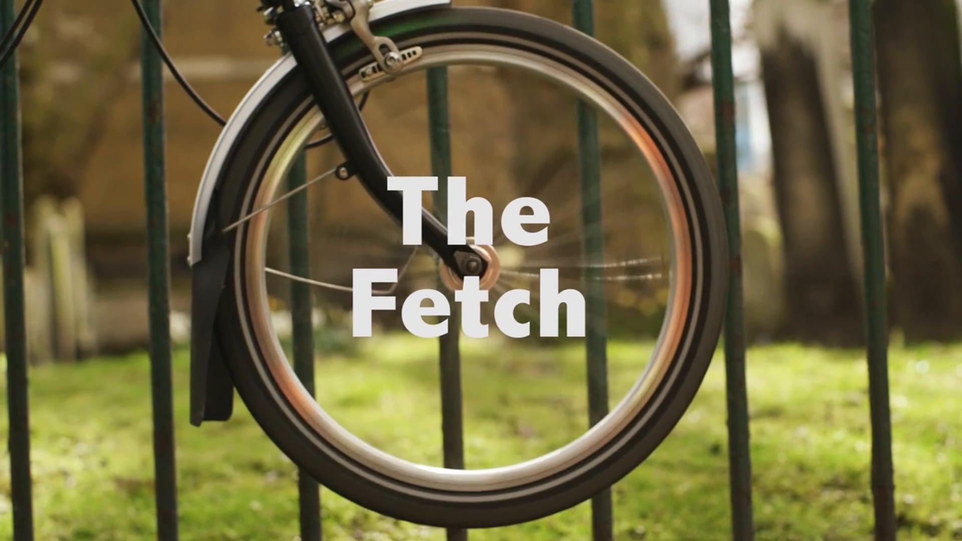 Short-film:  THE FETCH. Trailer