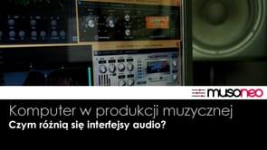 Czy wszystkie interfejsy audio działają tak samo?
