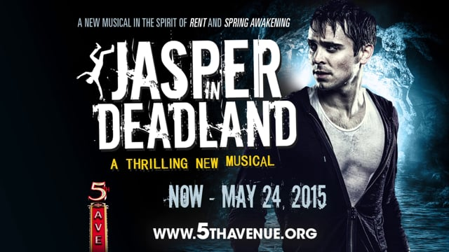 5th Avenue Theatre - Jasper in Deadland: Commercial (30s)