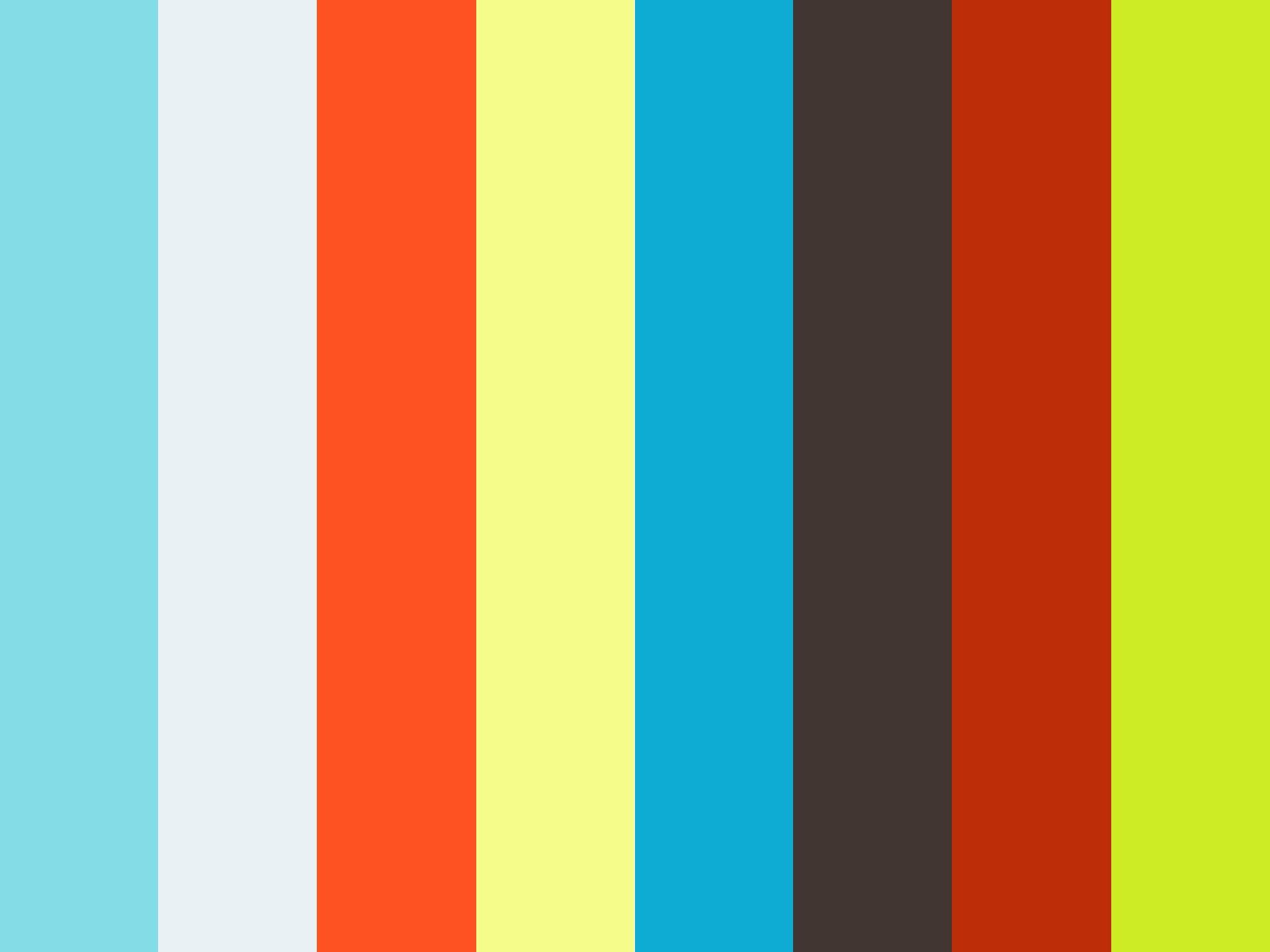 SAMPLE: Event Program Design on Vimeo