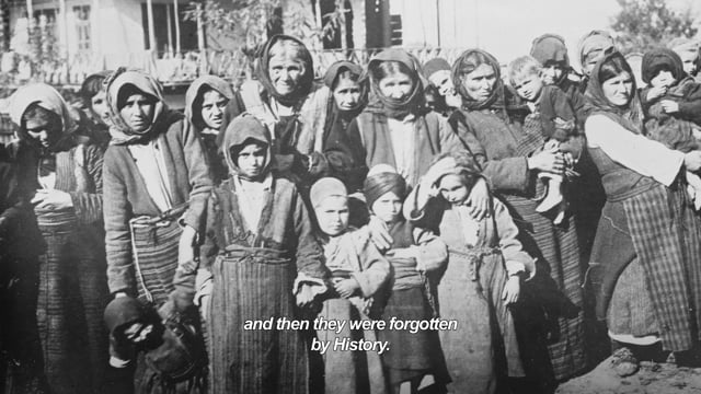 Turkey, the Legacy of Silence (67 minutes) VOST EN