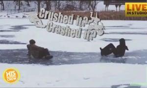 Jason Gray Plays Crushed It or Crashed It