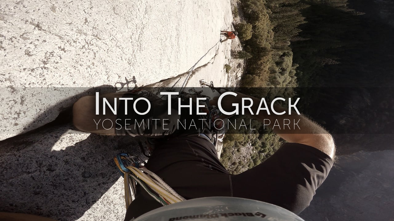 Into the Grack - May 2015