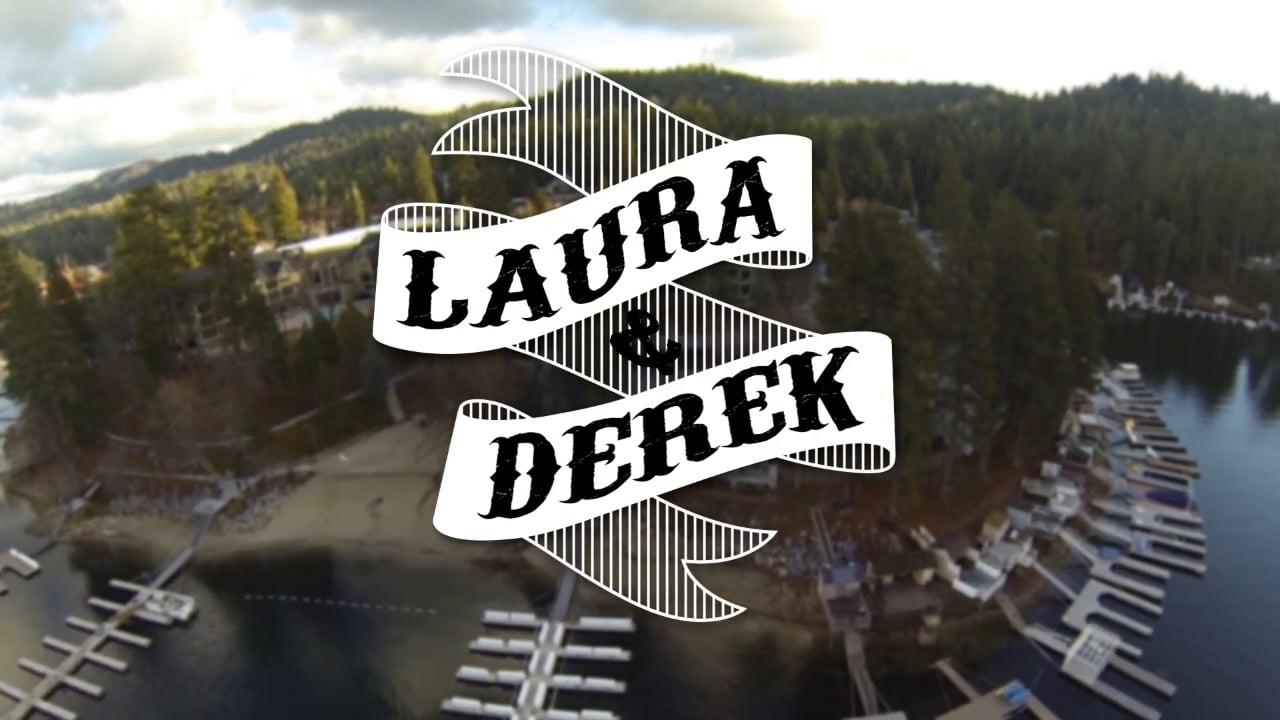 Laura & Derek ~ Lake Arrowhead Resort Winter Wedding