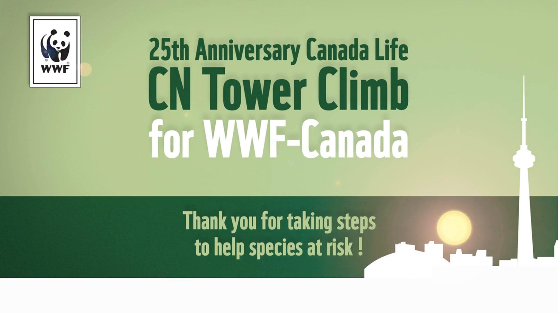 WWF Tower Climb