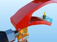 Пломбы роторного типа для огнетушителей