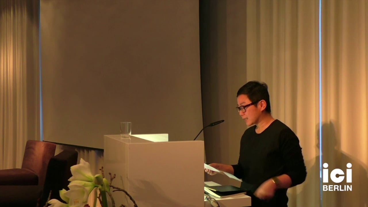 Introduction of Christoph Holzhey by Anja Michaelsen [5, 1]