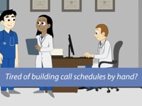 QGenda On-Call Physician Scheduling Software