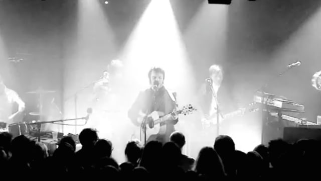 Gaz Coombes -Hot fruits-lamaroquinerie 2015