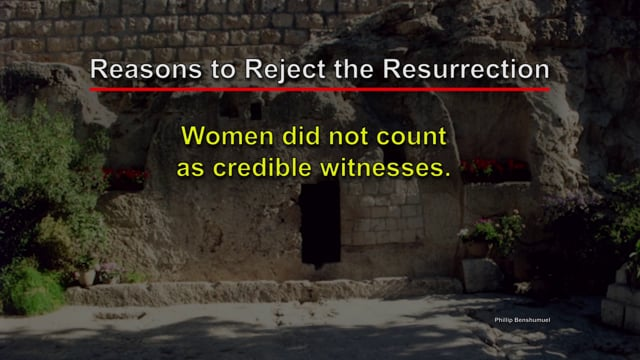 Could the Disciples Have Simply Made up the Idea of a Resurrected Jesus?